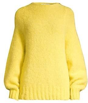 Equipment Women's Souxanne Mockneck Alpaca-Blend Sweater