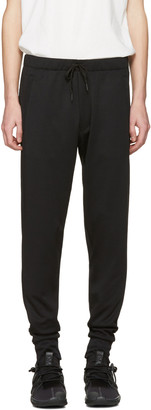 Y-3 Black M Cl Track Lounge Pants $235 thestylecure.com