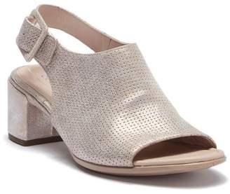 Ecco Shape 35 Block Slingback Heel