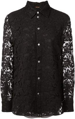 ADAM by Adam Lippes corded lace shirt