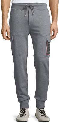 Moncler Men's Jogger Trouser Pants with Cargo Pockets