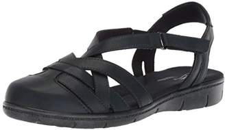 Easy Street Shoes Women's Garrett Flat Sandal