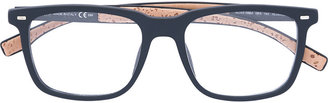 Boss Hugo Boss square frame glasses $271.46 thestylecure.com