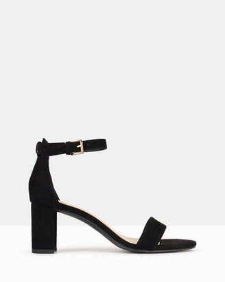 betts Seduce Low Block Heels