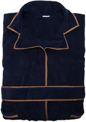 Men's Cotton Terrycloth Bathrobe