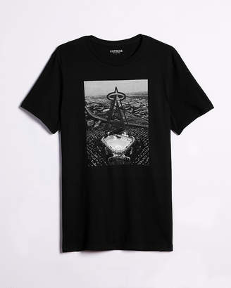 Express Los Angeles Angels Graphic Tee