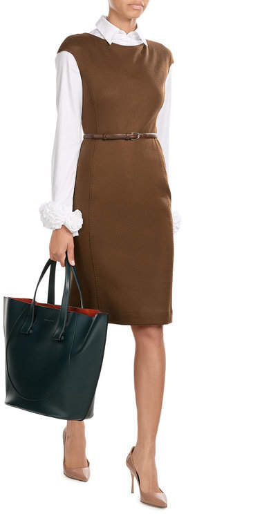 Max Mara Max Mara Virgin Wool Dress