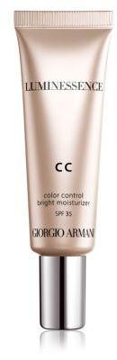 Giorgio Armani Luminessence CC Cream SPF 35/1.01 oz. $55 thestylecure.com