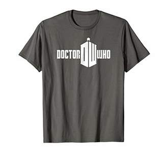 Ripple Junction Doctor Who Retro Logo T-Shirt