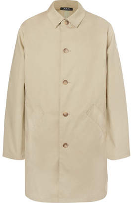 A.P.C. Cotton Raincoat