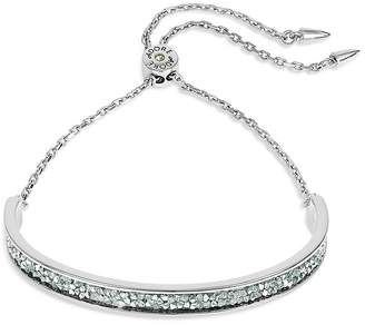 Adore Ultra Fine Rock Slider Bracelet