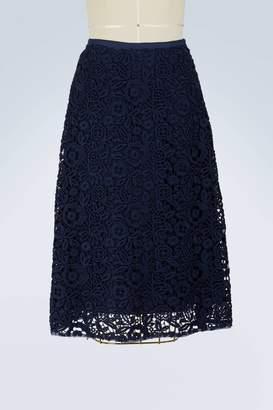 Miu Miu Macramé skirt