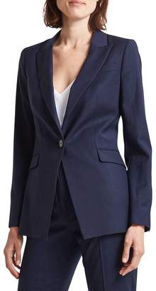SABA Celeste Wool Suit Jacket