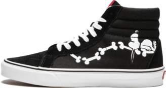 Vans SK8 HI Reissue (Peanuts) Black/White