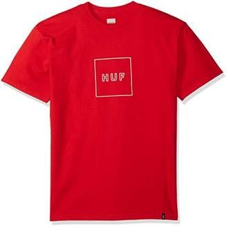 HUF Men's Box Logo Tee