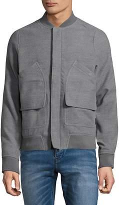 Tavik Men's Rib-Trimmed Bomber Jacket