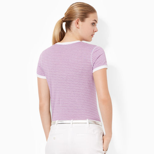 Ralph Lauren Short-Sleeved Henley Shirt