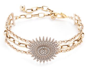 Lulu Frost Tulia Choker Necklace $275 thestylecure.com