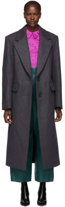 Marc Jacobs Grey Wool Coat