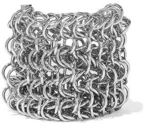 Alexander Wang Silver-Plated Chain Bracelet