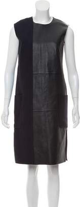 Salvatore Ferragamo Knee-Length Sleeveless Dress