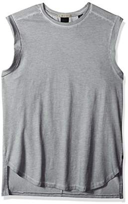 Scotch & Soda Men's Oil-Washed Singlet