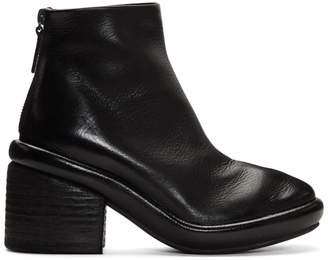 Marsèll Black Salvagente Boots