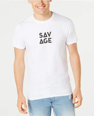 American Rag Men's Savage Graphic Print T-Shirt