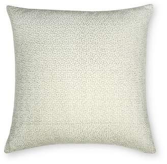 "Donna Karan Exhale Velvet Decorative Pillow, 18"" x 18"""