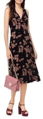 MICHAEL Michael Kors MICHAEL Rose Velvet Devoré Dress