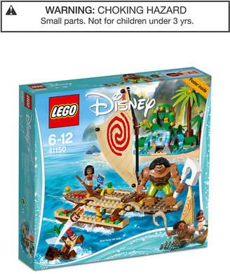 Lego 307-Pc. Disney Princess Moana's Ocean Voyage 41150