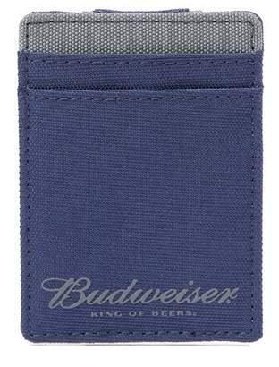 BUDWEISER Front Pocket Bill Holder
