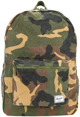 Herschel camouflage backpack