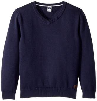 Janie and Jack V-neck Sweater Boy's Casual Pants