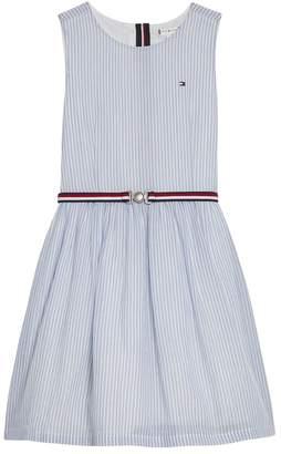 726c3716ad3 Tommy Hilfiger Girls Girls Stripe Dress - Blue