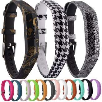 Fitbit Moretek Bands for Flex 2, Adjustable Sports Fitness Accessories Replacement Wristbands for Flex 2 Bands