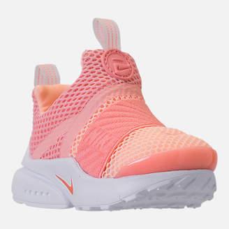 Nike Girls' Toddler Presto Extreme Running Shoes