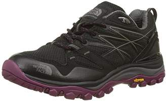 The North Face Women's Hedgehog Fastpack Gore-Tex (EU) Low Rise Hiking Boots, (TNF Black/Amaranth Purple), 42