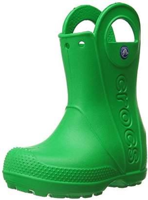 Crocs (クロックス) - [クロックス] ハンドル イット レイン ブーツ キッズ 12803 Sea Blue C8(15.5cm)