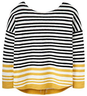 Joules Rima Button Back Jersey Shirt