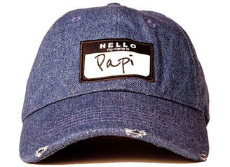 Papi Head Crack Nyc Head Crack NYC Dad Hat 5b5076d6130