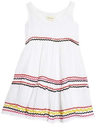 Muche et Muchette Mira Linen Dress (Toddler Girls, Little Girls & Big Girls)