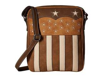 M&F Western Lady Liberty Conceal Carry Messenger
