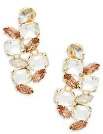 Jardin Cluster Drop Earrings