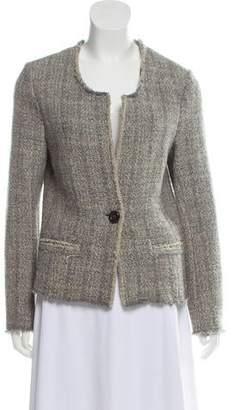Etoile Isabel Marant Tweed Wool Blazer w/ Tags