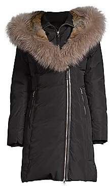 Mackage Women's Trish-X Fur Collar Down Parka