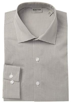 Kenneth Cole Reaction Printed Slim Fit Dress Shirt
