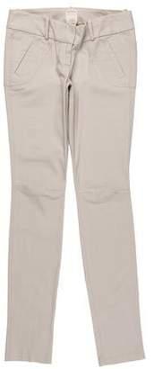 Georgie Mid-Rise Skinny Pants