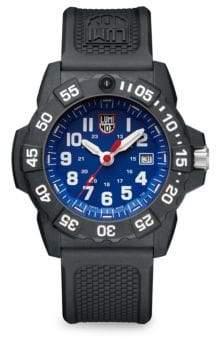 Luminox Navy Seal Trident Diver Strap Watch