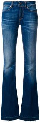 Dondup flared denim trousers